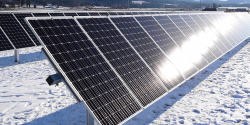 City of Colville Solar PV