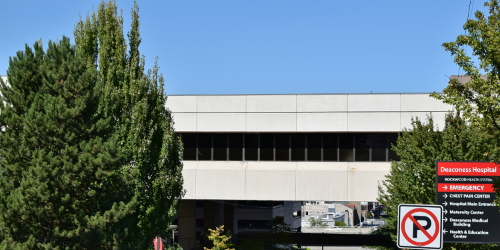 Deaconess Medical Center Chiller Plant