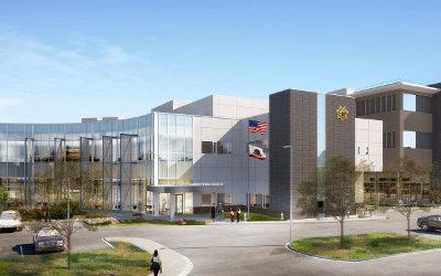 San Mateo County Replacement Jail