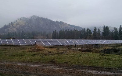 Kettle Falls Solar PV