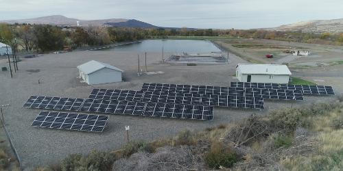 Benton City Solar PV