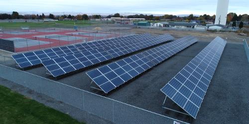 Toppenish Solar PV