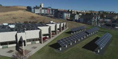 Washington State University Solar PV